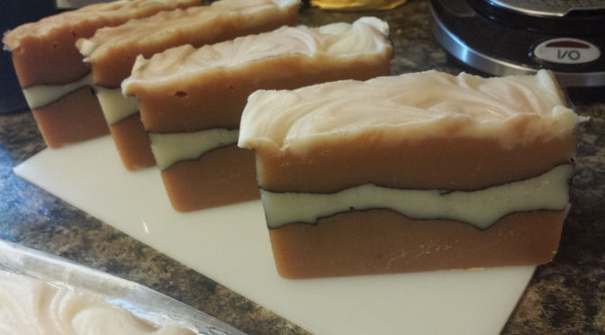 Mango, Mango Cold Process Soap