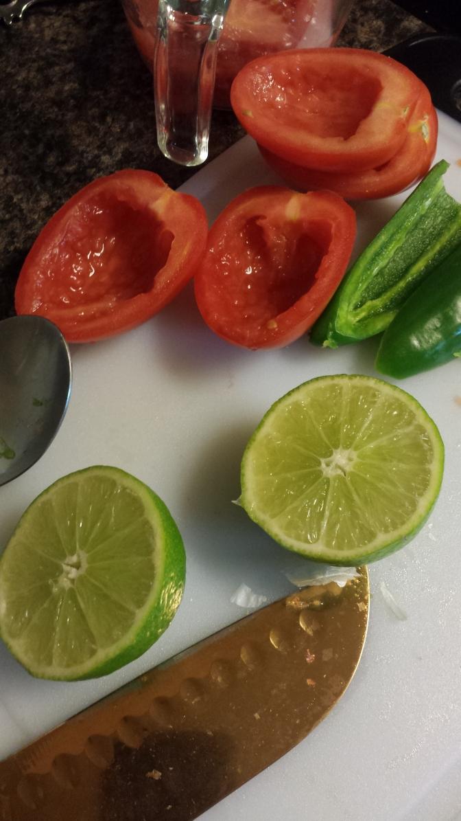 Roasted Chile Salsa