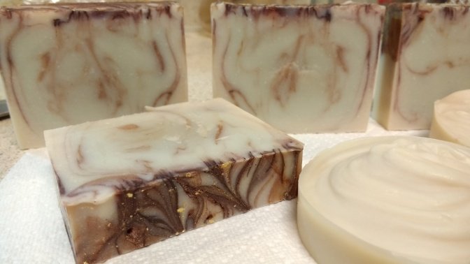 Sandalwood Soap/ Tropical Jasmine Soap