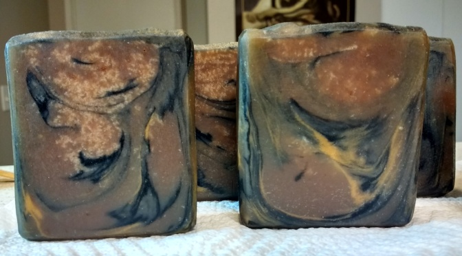 Pumpkin Spice Aloe & Shea Soap Recipe