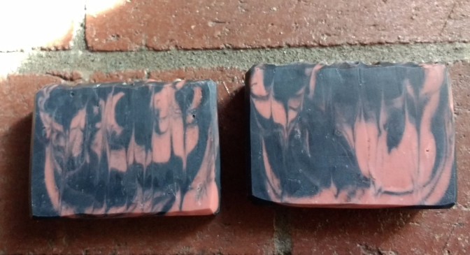 Charcoal & Rose Clay Soap