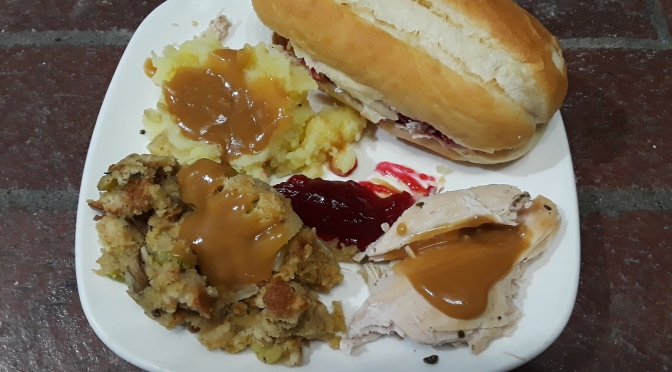 Turkey Day For Two