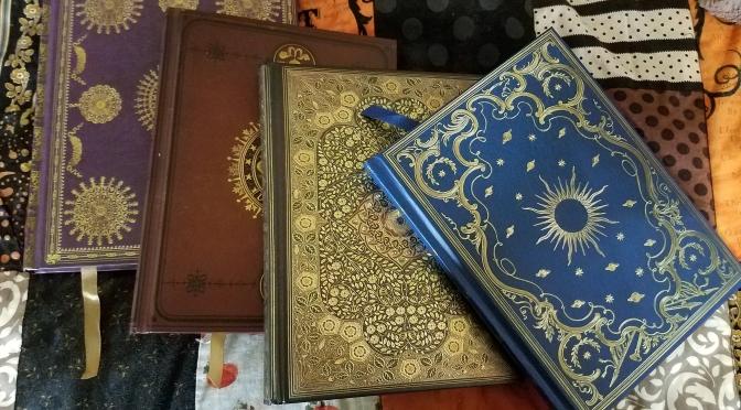 Hand Written Journals