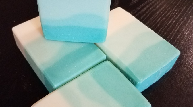 Aloe & White Lilac Soap