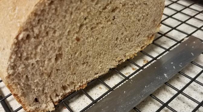 Museli Wheat Bread